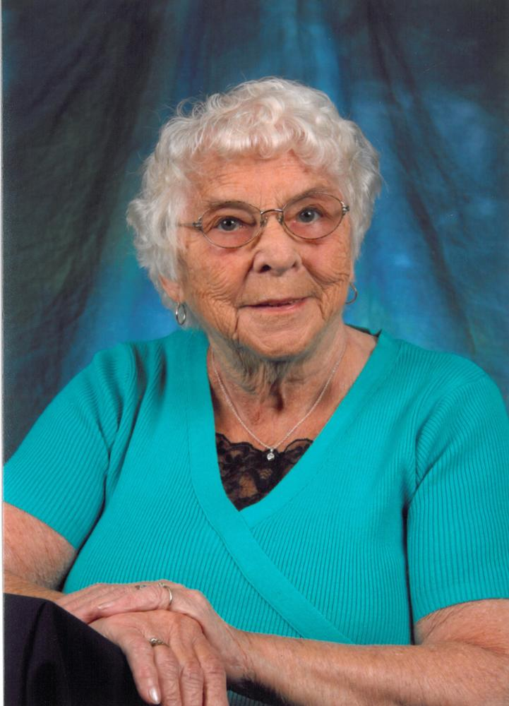 Obituary Of Estella Myrtle Wright Kaulbach Family Funeral Home An